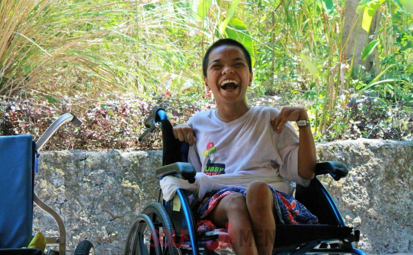 The situation of the mentally and physically disabled in Bali