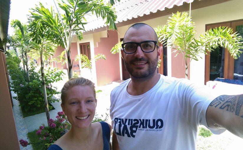 Arrived in Phuket!